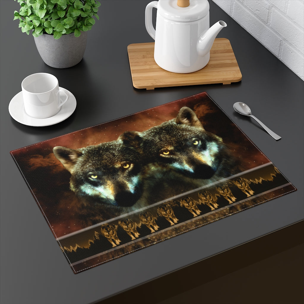 Brothers In Arms Placemat