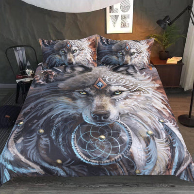 The Great Wolf Warrior Bedding Set