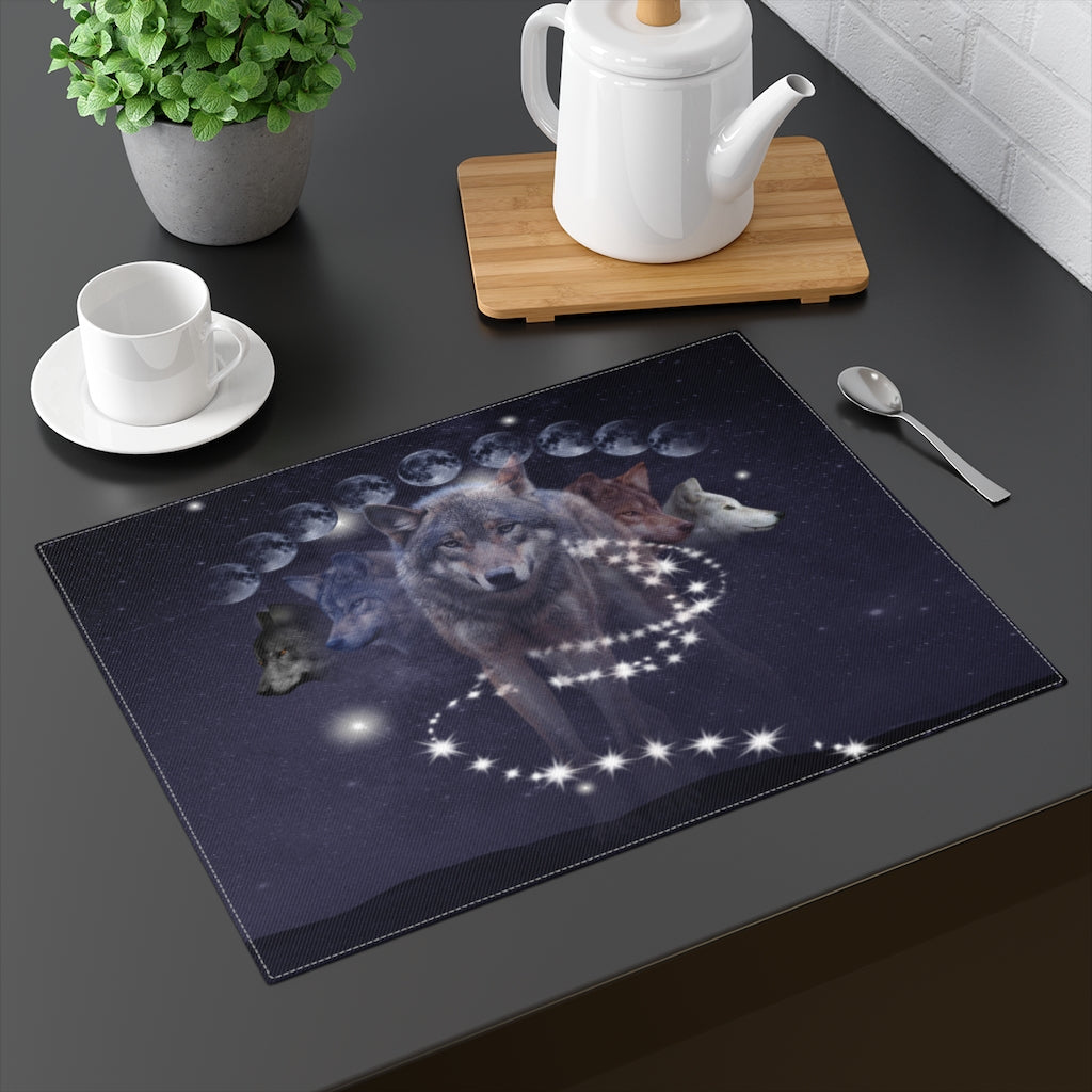 Phases of Luna Placemat