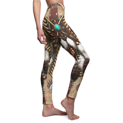 Desert Wanderer All Over Print Leggings