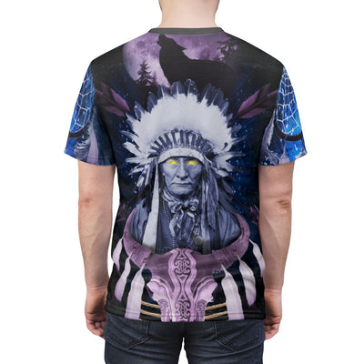 Totem Visions All Over Print T-shirt