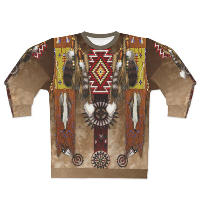 Shamans Apprentice All Over Print Sweatshirt