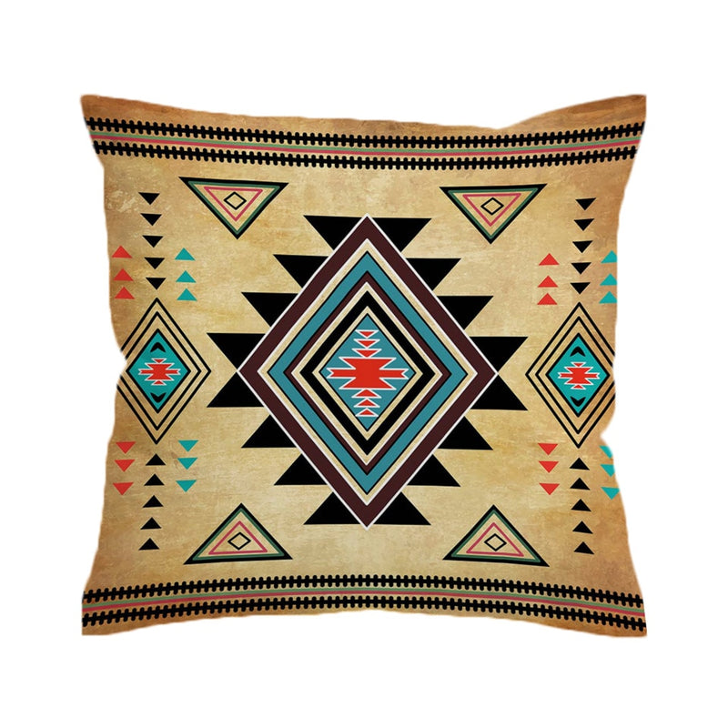 Native-inspired Pillowcase