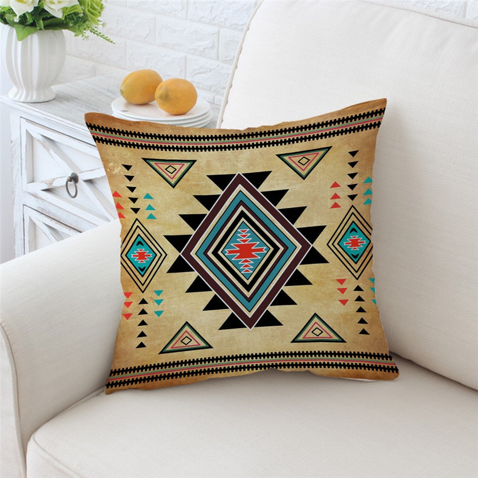 Native American Pillowcase
