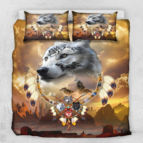 Songs of the Elder Warrior Bedding Set