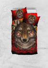 Khalia's Wolf Warrior Bedding Set