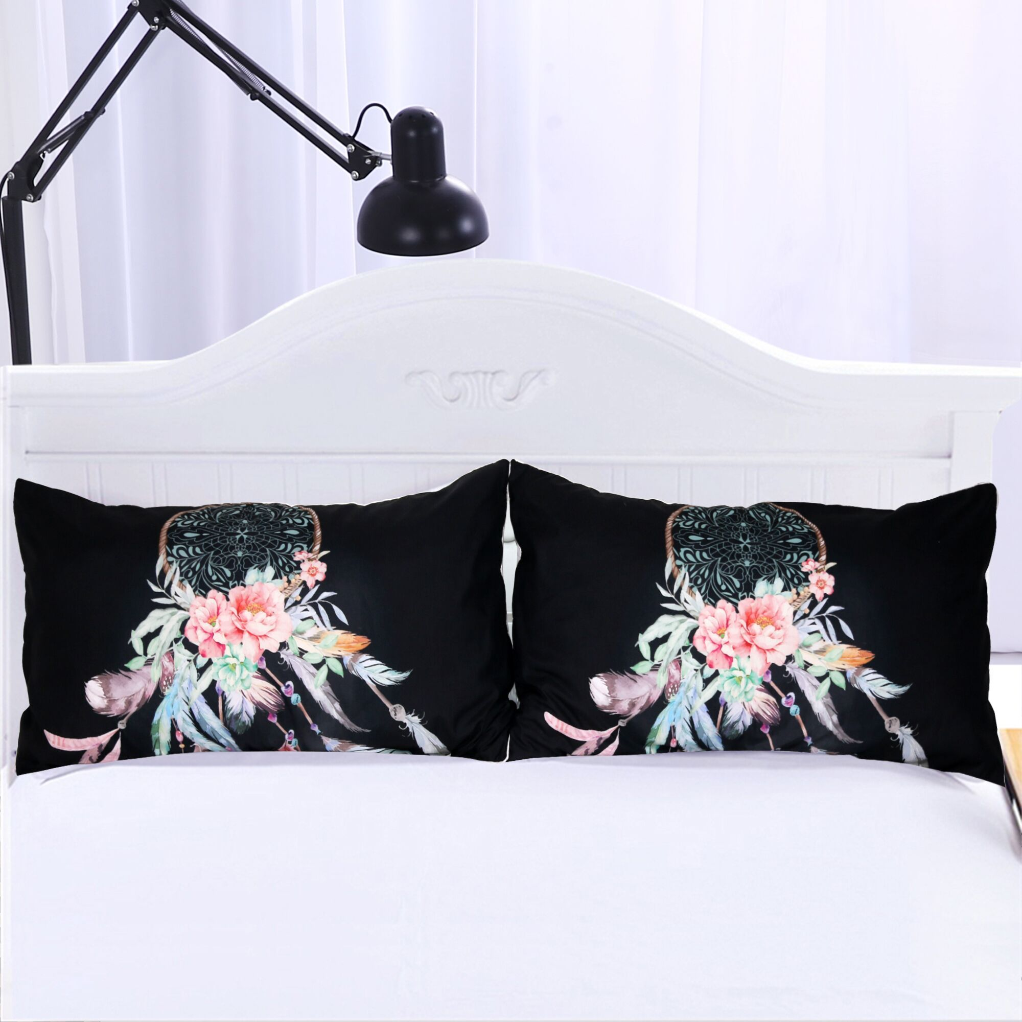 Big Dreamcatcher Pillowcases- Set of 2