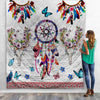 Floral Dreamcatcher Quilt Set