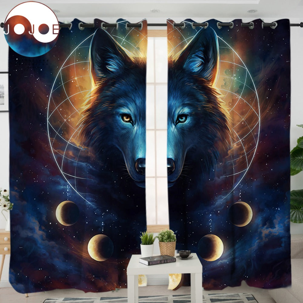 Dream Catcher by JoJoesArt Curtains