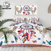 Floral Dreamcatcher Bedding Set