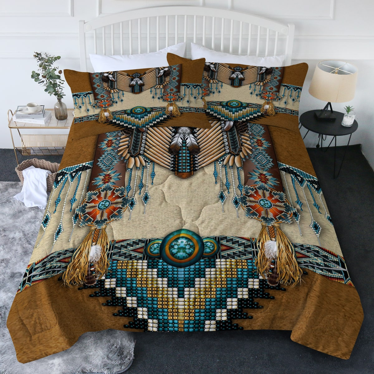 Spirit Dancer Comforter Bedding Set