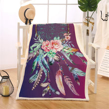 Load image into Gallery viewer, Big Dreamcatcher Blanket
