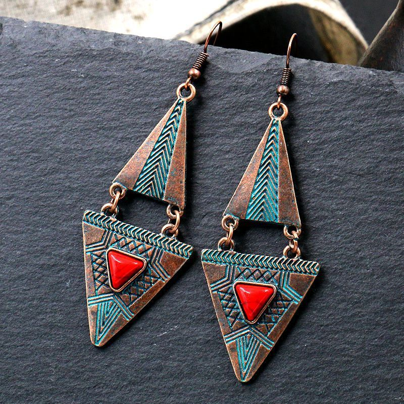 Native inspired Earrings