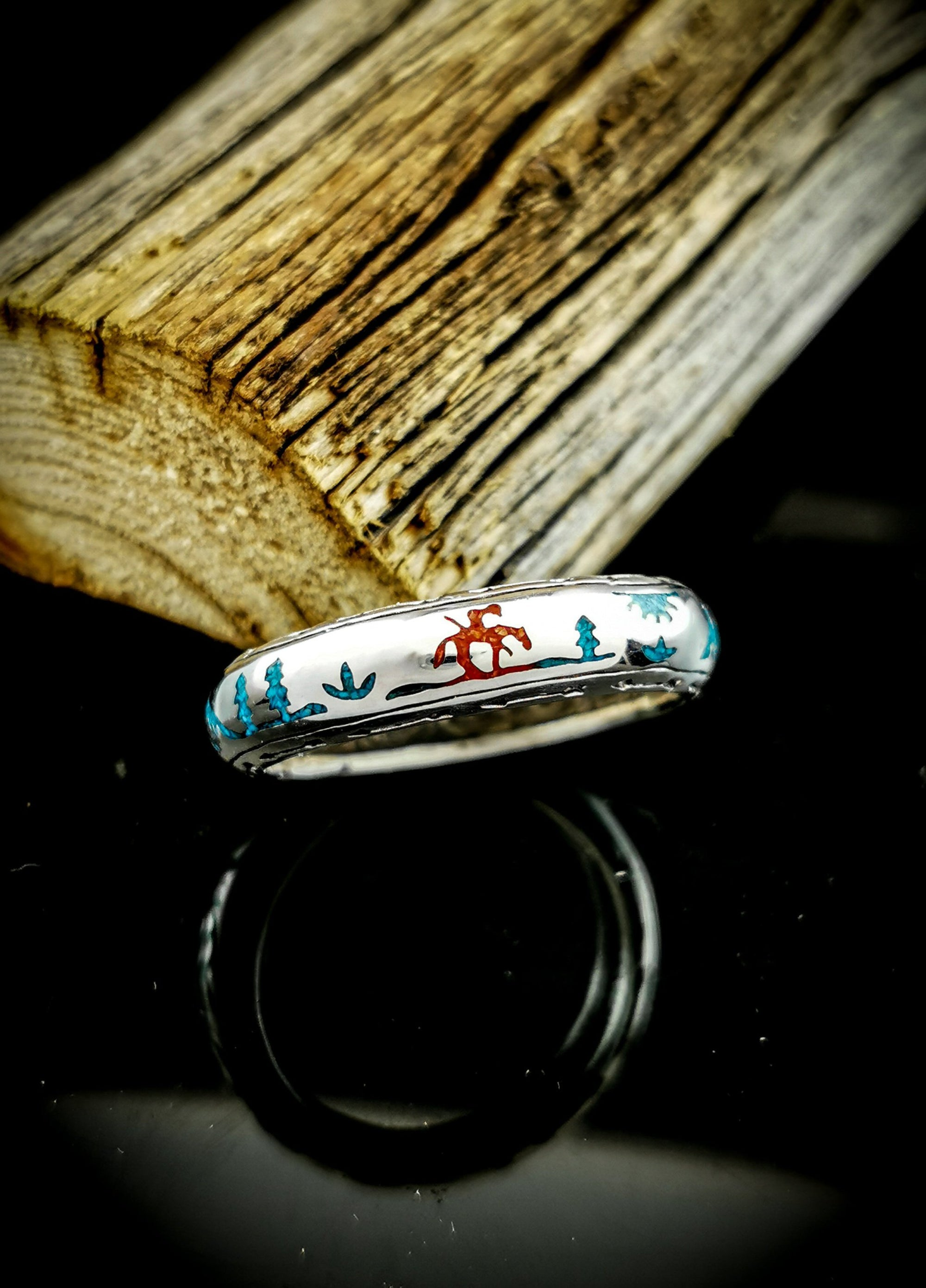 The End Of Trail™ Ring 925 Sterling Silver