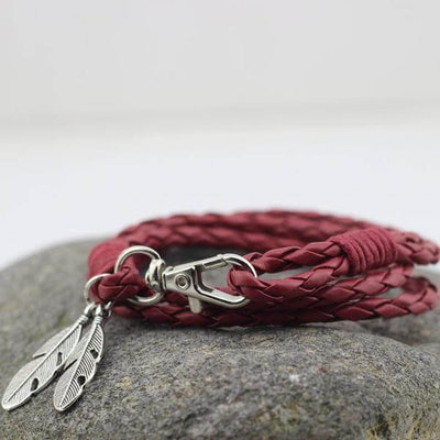 """Feathers"" Bracelet 