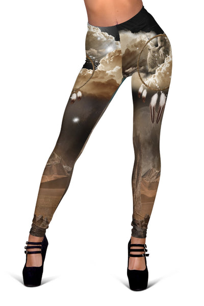 King and Queen of Dreams Leggings