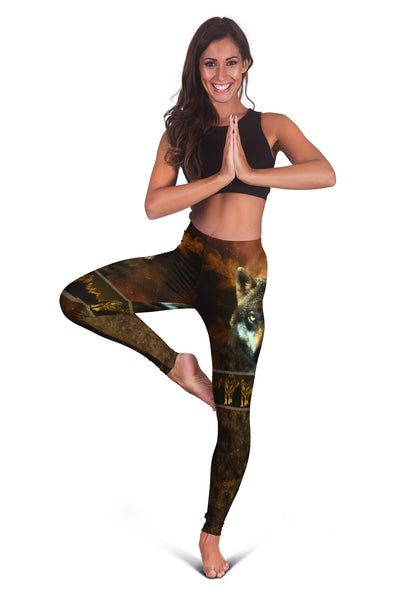 Brothers in Arms Leggings