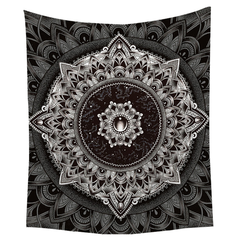 Native Chocolate Dreamcatcher Rectangular Table Cloth