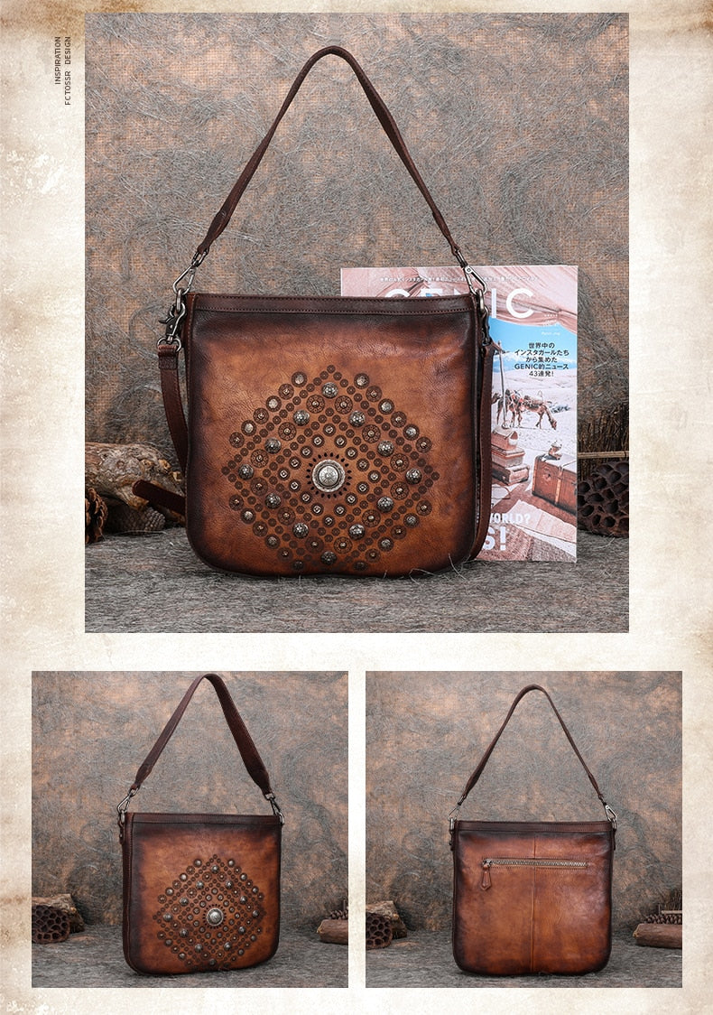 Tribal Sun Sling Bag