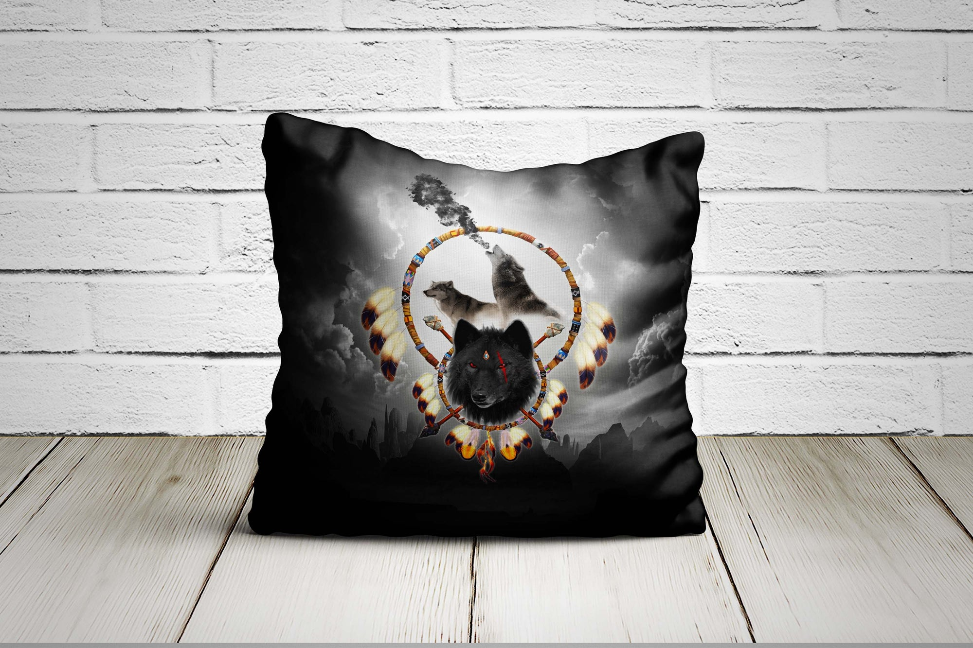 Alpha Warrior Pillow Case