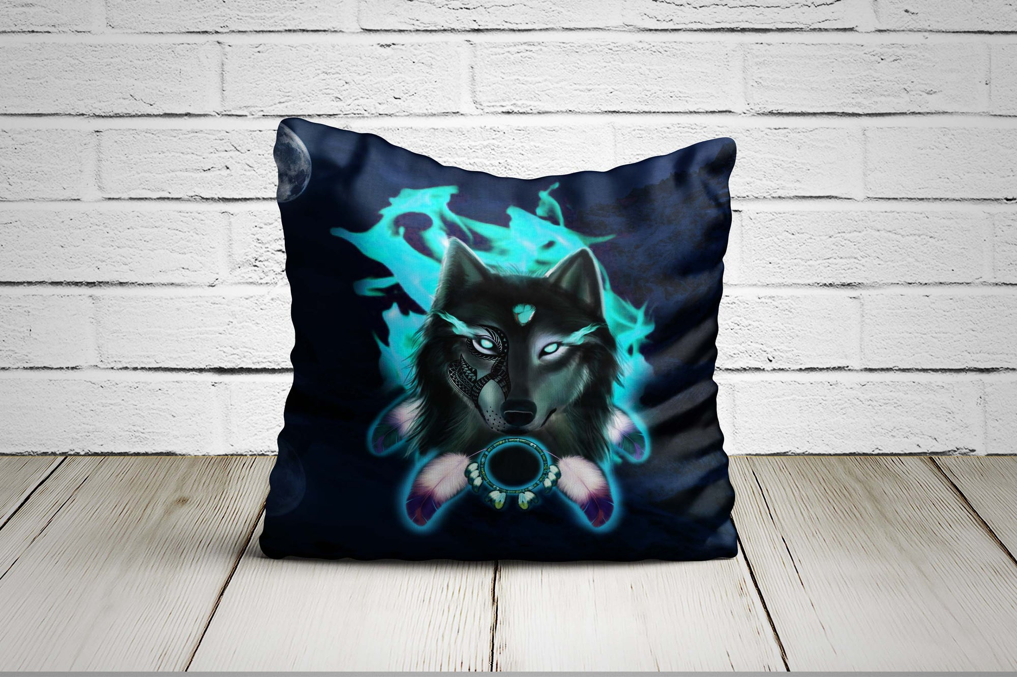 Wakanda Pillow Case