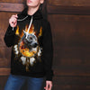 Fire Wolf Chief All Over Print Hoodie