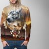 Songs of the Elder Warrior All Over Print Hoodie