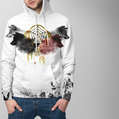 Dream Spirit All Over Print Hoodie
