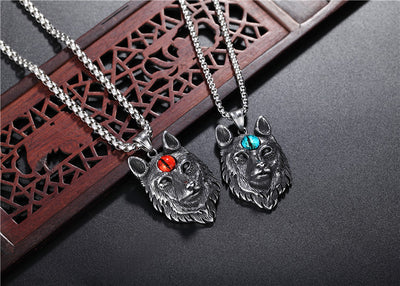 Warg of the Wolf Necklace