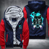 Wakanda Fleece Zipper Jacket