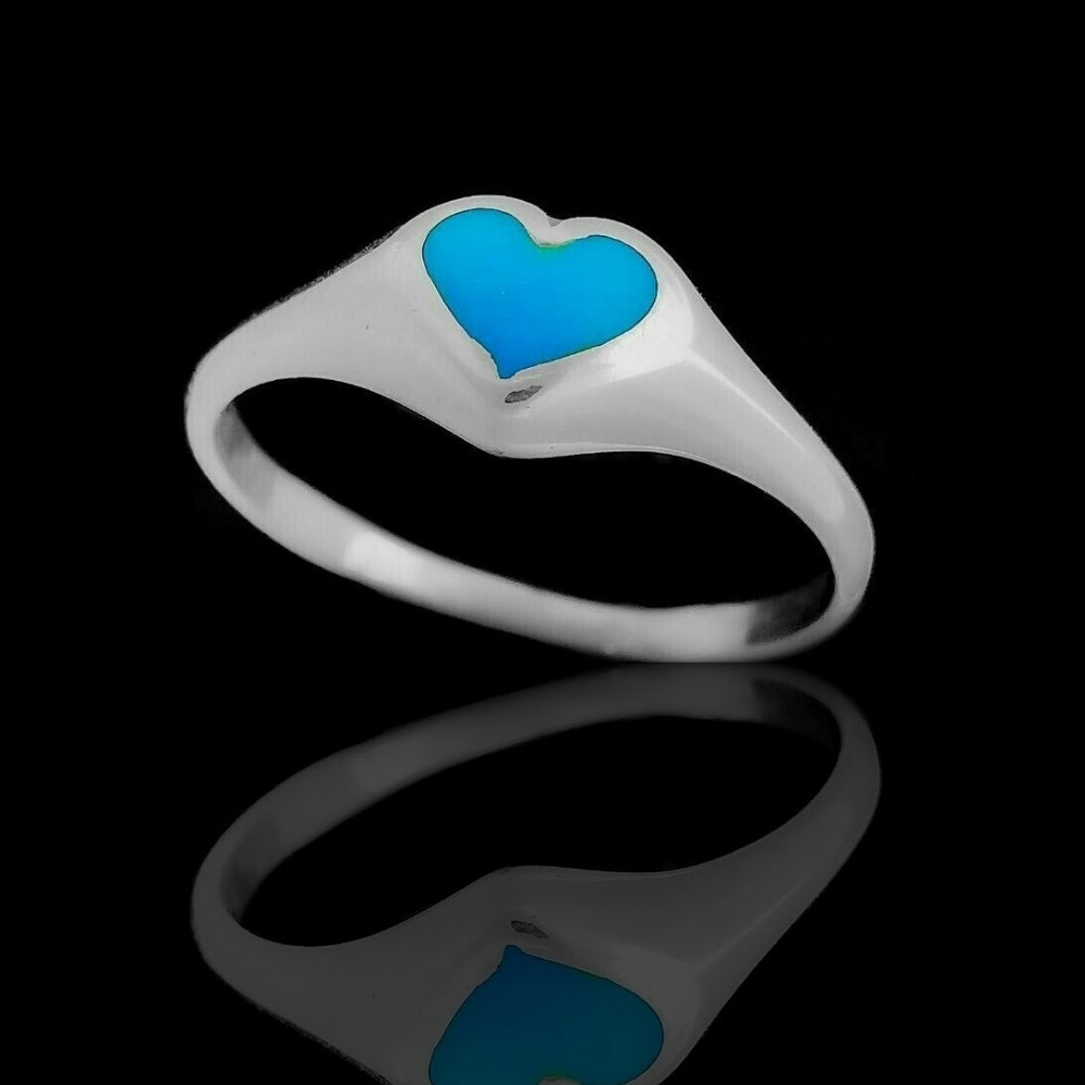 Belle Blue Ring
