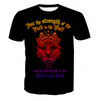 Strength Of The Pack  t-shirt