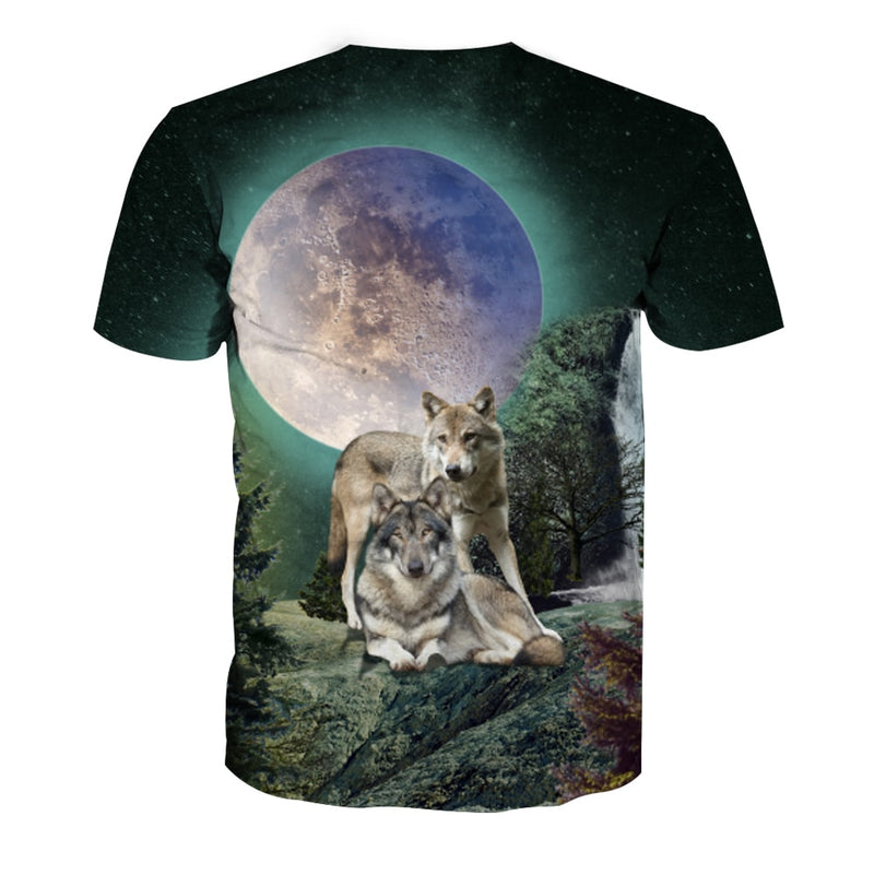 Luna Wolf Pack Shirt