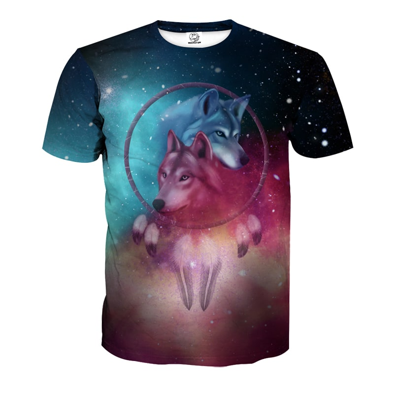 Galaxy Dreamcatcher Shirt