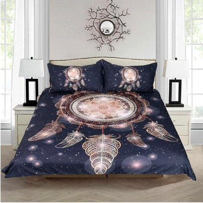 Dream Catcher Galaxy Bedding Set