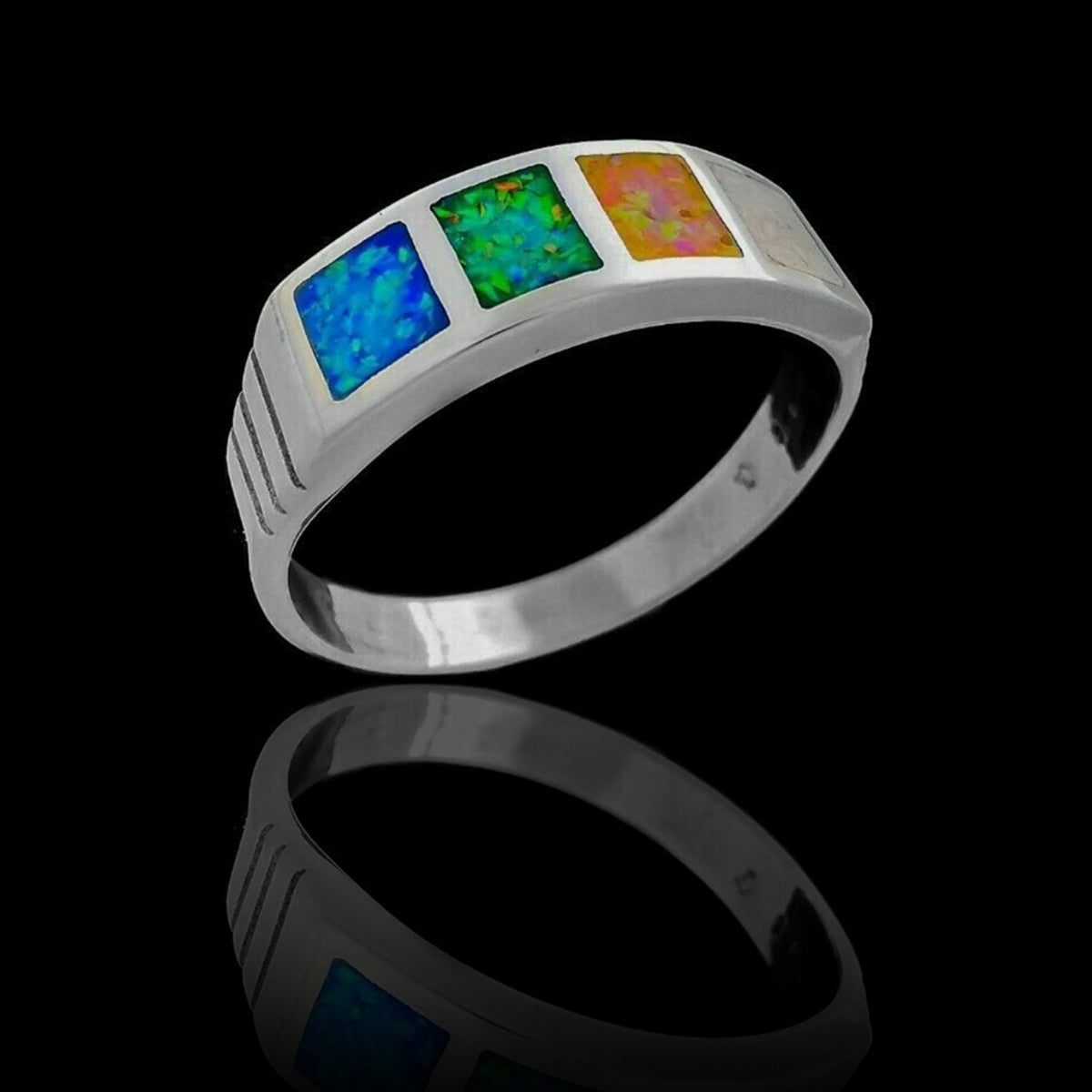 Opal Delight Ring