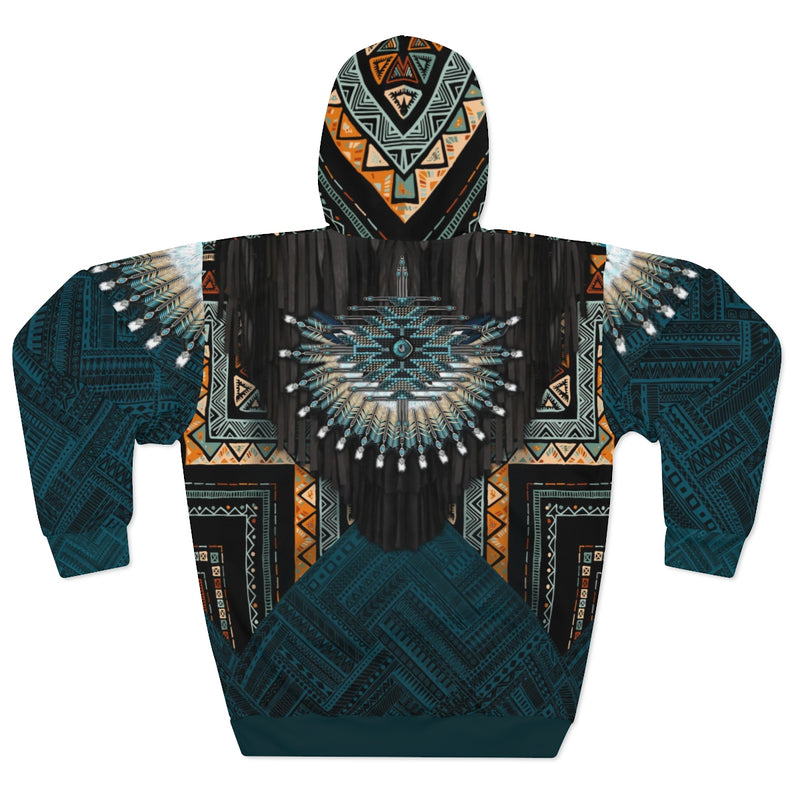 Blue Horizon All Over Print Hoodie