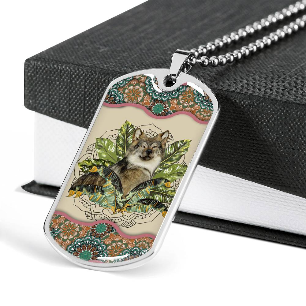 Forest Guardian Dog Tag