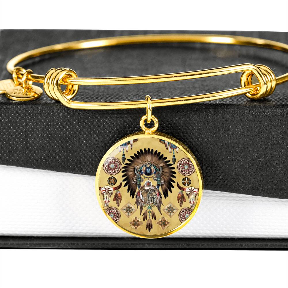 Totem Spirits Luxury Bangle