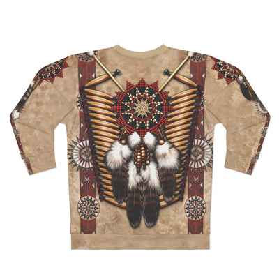 Warrior of the Sun All Over Print Sweatshirt