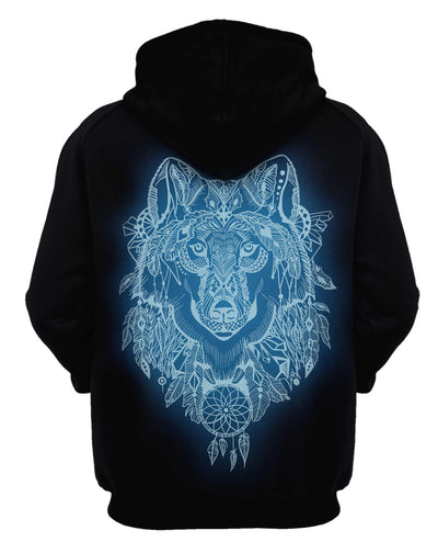 Lucien All Over Print Hoodie