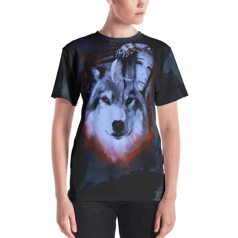 My Wolf My Spirit Shirt