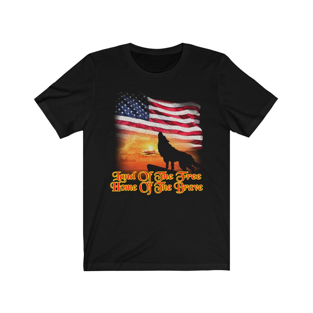Anthem of Freedom T-shirt