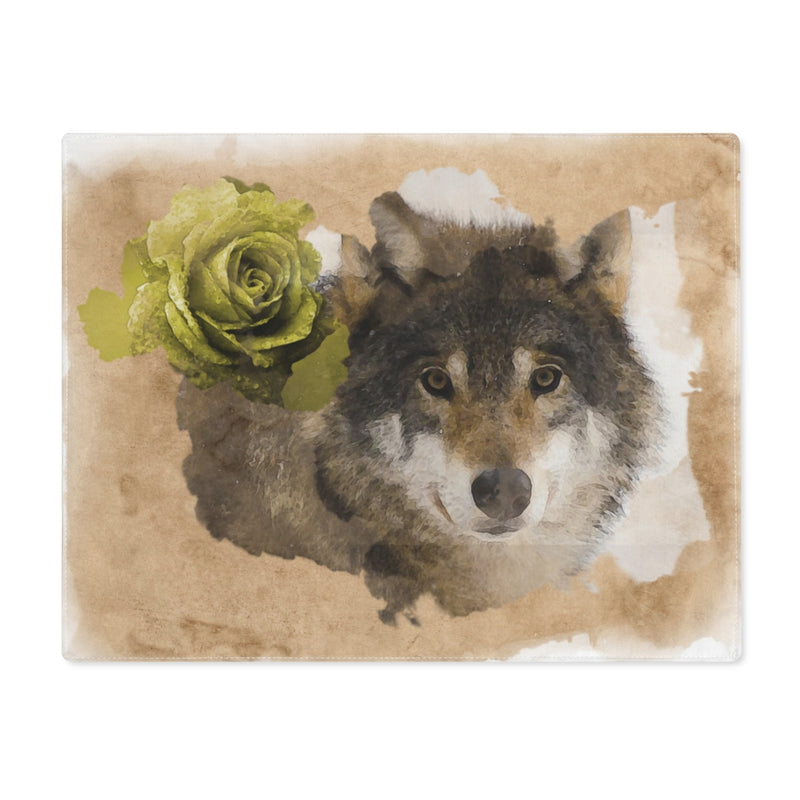 Mirage Wolf Placemat