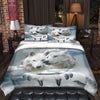 Clouds Love Bedding Set