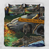 My Wolves' Den 2 Bedding Set