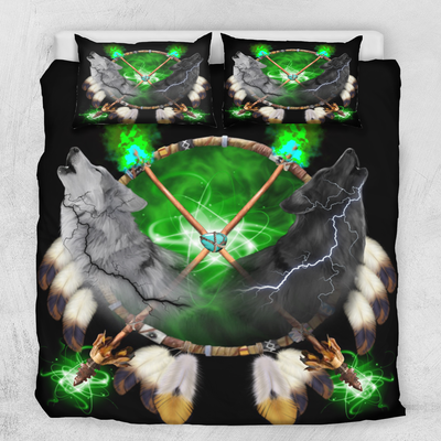 Day and Night Lightning Bedding