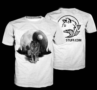 Luna Moon Wolf 2 Shirt