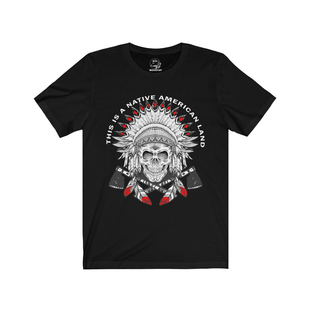 This Is Native Land T-Shirt