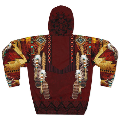 Eagle's Crest All Over Print Hoodie